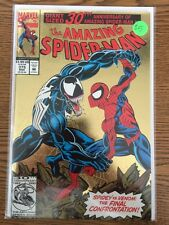 The Amazing Spiderman 375 (VF/NM) Marvel 1st Print --- Free Combined Shipping --