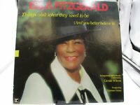ELLA FITZGERALD - Things Aint What They Used To Be ~REPRISE 6432 VG+ cover VG