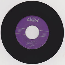 PEGGY LEE - MY MAN - ALRIGHT OKAY YOU WIN - 45 RPM VINYL - 1959
