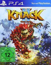 Ps4 / Sony Playstation 4 Gioco - Knack 2 (nell'imballaggio) (usato)