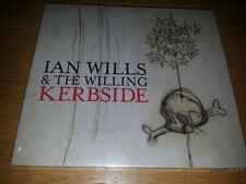 IAN WILLS & THE WILLING - KERBSIDE (LTD ED PROMO Album SAMPLER CD) NEW & SEALED