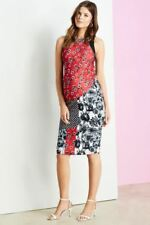 7d3cc409cd7b0 NEXT Green Sleeveless Maternity Wrap Dress Size 18. £15.99 New. NEXT Black  Red Floral Patchwork Matenity Knee Length Dress Size 10