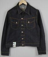 RRP NUDIE JEANS CONNY DRY VARIANT Men's X LARGE Denim Blazer Jacket 1945 mm