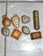 antik Pralineformen Schokoladeformen Backformen Marzipanformen chocolate mold 16