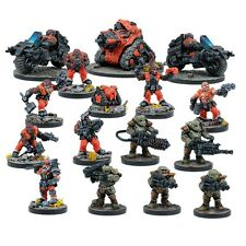 Deadzone-forge father faction booster-envoi première classe -