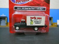 Ho scale 1/87 Classic Metal Works 1955 Chevy Box Truck no trailer Athearn
