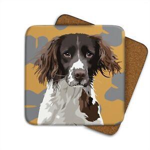 Springer Spaniel Landy Dog Photographic Image Fold Away Shopping Tote Bag Gift