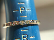 1 Carat Full Eternity Diamond Ring