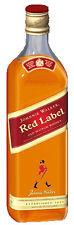 Johnnie Walker Red Label, Blended whisky, 1 litros