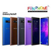 Samsung Galaxy Note9  512GB - Unlocked Smartphone Excellent Condition Single SIM