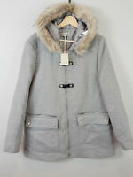 JUST JEANS | Womens Duffle Coat Jacket NEW $149 [ Size AU 16 or US 12 ]