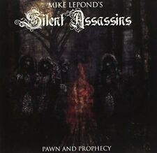 Mike LePonds Silent Assassins - Pawn And Prophecy [CD]