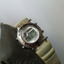 Authentic Pre-owned Casio baby G Frogman BGW-100 Diver Watch Screwback Case 2050