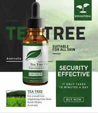 Natural Tea Tree Essential Oil Anti-wrinkle Acne Pores Removal Scars Treatment