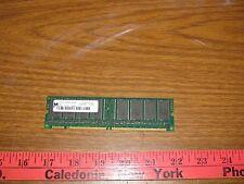 Micron MT 8 LSDT 864AG-10CB4 64 Meg Memory Modul-PC100 -