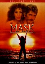New DVD- MASK - DIRECTOR'S CUT - Cher, Eric Stoltz, Sam Elliott, Laura Dern