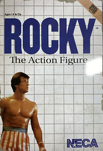 Rocky 4 Video Game Action Figure By NECA