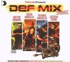 DEFECTED Presents DEF MIX CLASSICS 3CDs (NEW & SEALED) House Dance Remixes