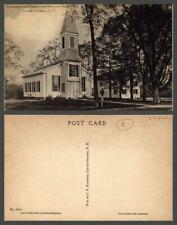 NEW HAMPSHIRE Center Ossipee VINTAGE POSTCARD