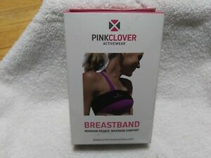 Breast Band, No-Bounce, High Impact Sports Bra Support Band | Post Surgery New