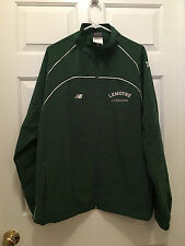 Le Moyne College Men's Lacrosse Team Issued New Balance Green Jacket XL