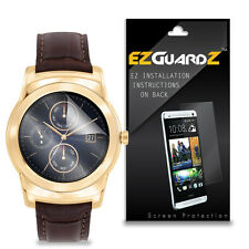 4X EZguardz Screen Protector Skin Cover Shield HD 4X For LG Watch Urbane Luxe
