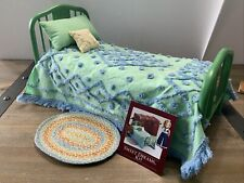 New ListingBig Lot American Girl Pleasant Company Kit Day Bed Spread Rug Lot