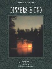 Dinners for Two by Sharon O'Connor (No Music CD) VG