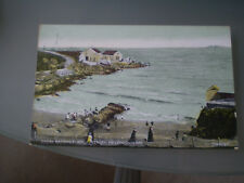 Postcard Ladies Bathing Place Portrush co Londonderry - Derry - Ireland post