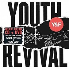 Hillsong Young & Free - Youth Revival [New CD] With DVD, Deluxe Edition