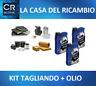 KIT TAGLIANDO 4 LT OLIO ELF 5W40 +3 FILTRI Renault Captur 0.9 TCe 90CV Dal 2013