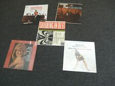 GEORGE SHEARING~Hi Fi-New Look-Birdland-On Stage-Out Of A Dream-5 lp's***SALE***