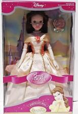 "Brass Key Disney Princess Beauty & The Beast 16"" Porcelain Keepsake Doll MIB"