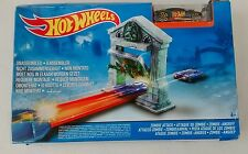 Hot Wheels Zombie Attack and spider slam