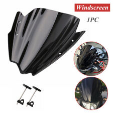 Motorcycle Windscreen Plate Front Windshield Fit BMW Yamaha Honda KTM Universal