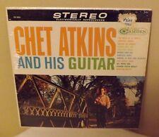 """CHET ATKINS """"Chet Atkins And His Guitar"""" 1961(1964) RCA CAS659(e) Vinyl LP"""