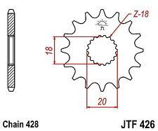 (280391) Piñon Jt 426 De Acero Con 14 Dientes