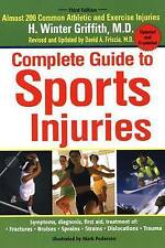 The Complete Guide to Sports Injuries-ExLibrary