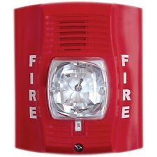 Spy-MAX Security Fire Alarm Strobe Light Hidden Camera w/ Wi-Fi Remote Viewing