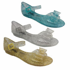 All Seasons Sandals Silver Shoes for Girls