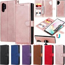 Removable Magnetic Wallet Leather Case Cover For Samsung S10 S9 S8 A50 A8 Note10