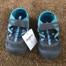 OshKosh Infant Toddler Boys Blue Sneakers Shoes Size 5 NWT