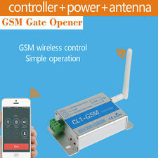 GSM Relay Sms Call Remote Controller Gsm Gate Opener Bearing Switch Appliances