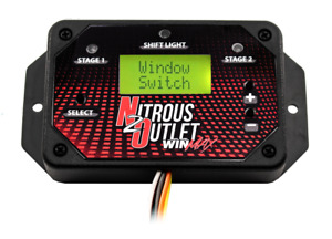 Nitrous Outlet WinMax TPS and RPM Activated Nitrous Window Switch