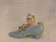 BEATRIX POTTER THE OLD WOMAN WHO LIVED IN A SHOE BESWICK PORCELAIN FIGURINE BP3b