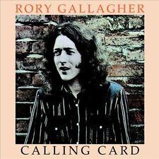 RORY GALLAGHER Calling Card CD BRAND NEW Bonus Track Digipak