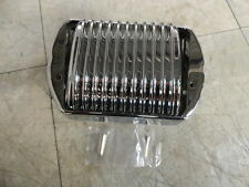 HARLEY DAVIDSON 2006-2011 STREET GLIDE CHROME REGULATOR COVER W/O OIL COOLER