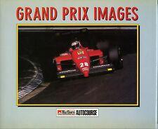 GRAND PRIX IMAGES, HAZLETON, NEW 1987 RACE CAR BOOK, MARLBORO AUTOCOURSE,  OFFER