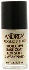 Andrea Acrylic Shield Protective Base Coat