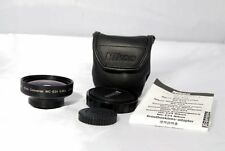 Nikon WC-E24 0.66X wide angle Lens for coolpix mint
